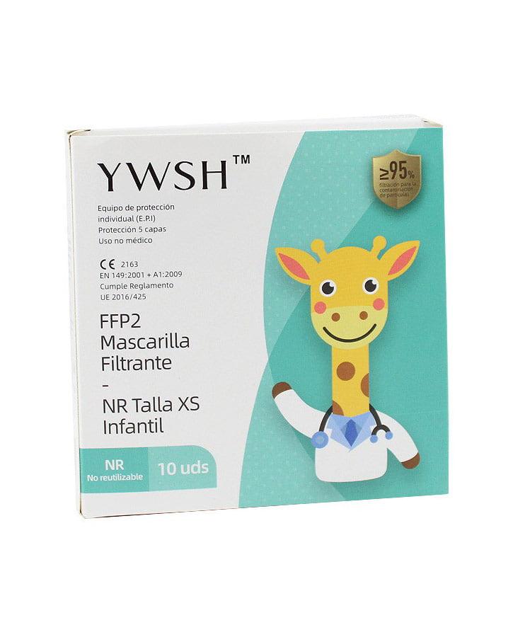Mascarilla FFP2 infantil. Comprar mascarillas baratas online para Coronavirus.